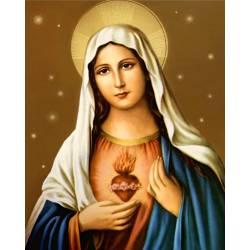 Икона сердце девы Марии