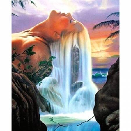 Царица водопада