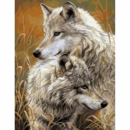 Степные волки