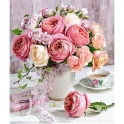Сладкий аромат роз