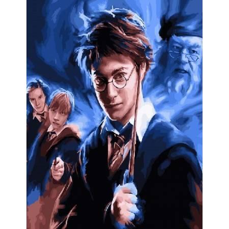 Картина по номерам Гарри Поттер 2 GX21251, Rainbow Art