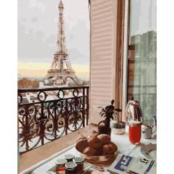 Десерт в Париже