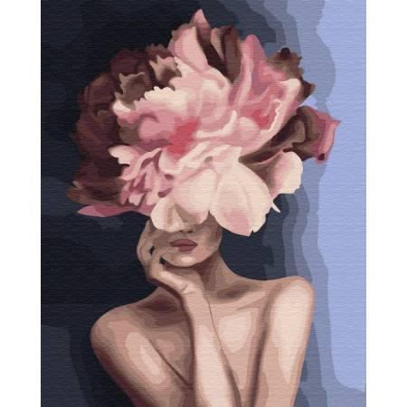 Картина по номерам Изящный цветок GX34806, Rainbow Art