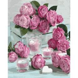 Романтика в роз