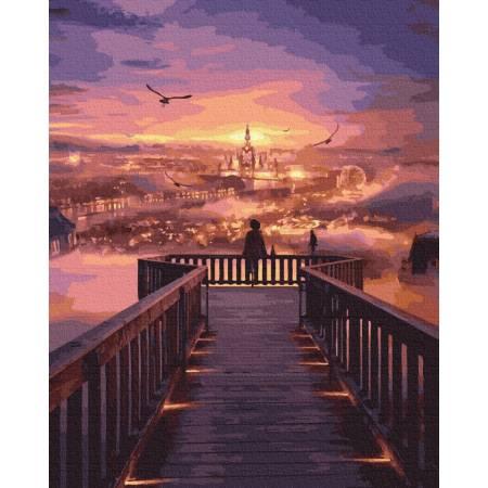 Картина по номерам Мир грез GX36057, Rainbow Art
