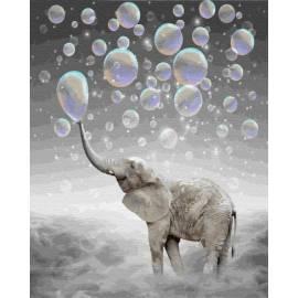 Слон в облаках