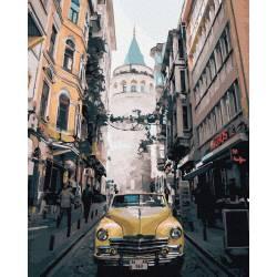 Такси в Стамбуле
