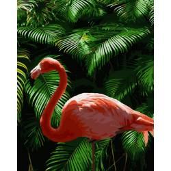 Розовый фламинго 2