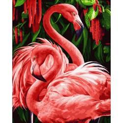 Важные фламинго