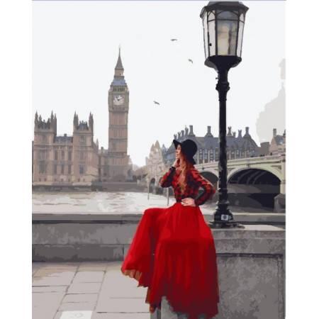 Картина по номерам Лондонский шик GX24904, Rainbow Art