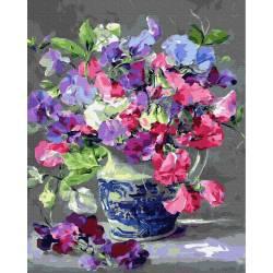 Цветы в вазе. Анна Коттерилл