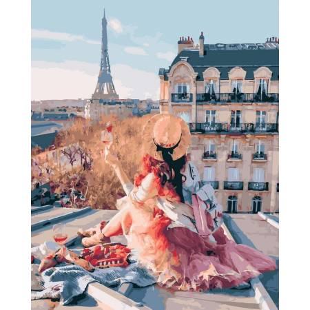 Красоты Парижа