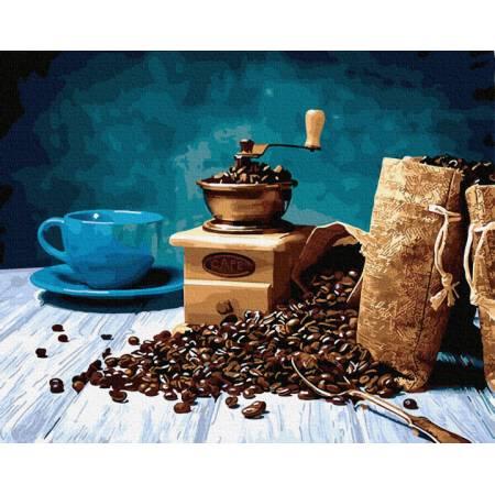 Картина по номерам Молотый кофе GX29455, Rainbow Art