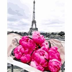 Пионы в Париже