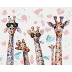 Веселые жирафы 2