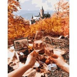 Осенний пикник