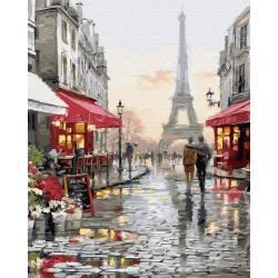 Париж после дождя 3