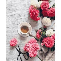 Цветочный кофе