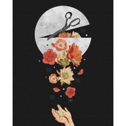 Лунный арт