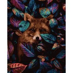 Взгляд лисы