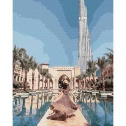 Прогулка Дубаем