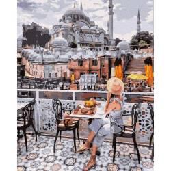 Завтрак у мечетти