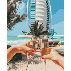 Романтика в Дубае