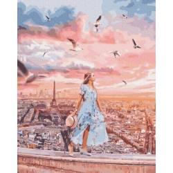 Прогулка над Парижем