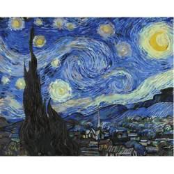 Звездная ночь Винсент Ван Гог