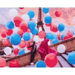 Воздушный Париж