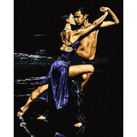 Картина по номерам Танец страсти 2 GX37869, Rainbow Art
