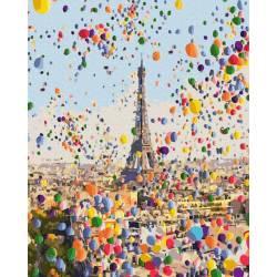 Праздничный Париж