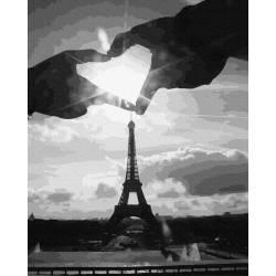 Любовь в Париж