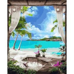Райский вид