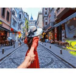Следуй за мной. Стамбул