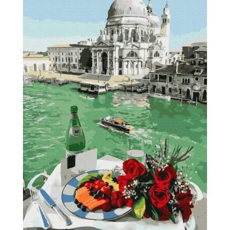 Завтрак в Венеции