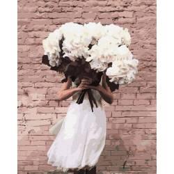 За цветами
