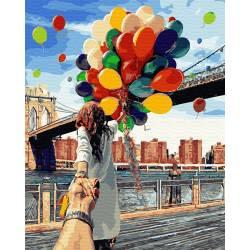 Следуй за мной. Бруклинский мост