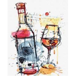 Арт с вином