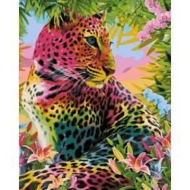 Разноцветный гепард