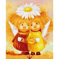 Пара солнечных ангелов