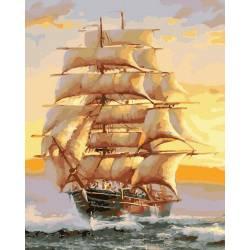 Попутный ветер в парусах