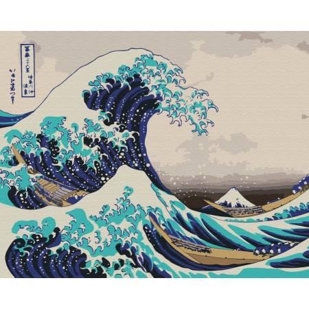 Большая волна в Ханагаве