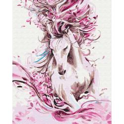 Изящная лошадь