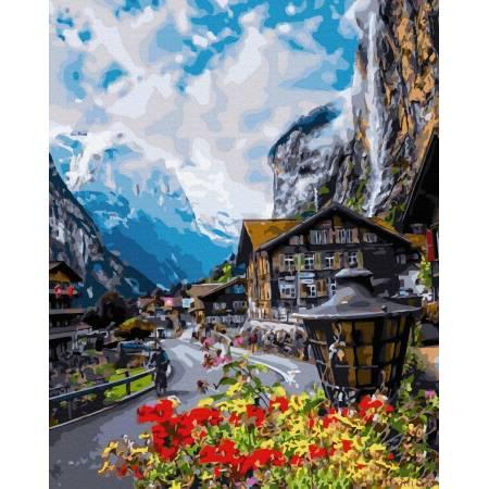 Улочка в горах