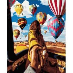 Следуй за мной Воздушные шары