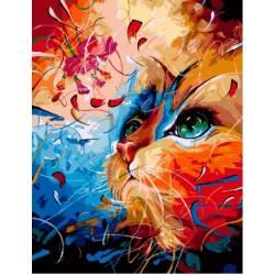 Фантастическая кошка