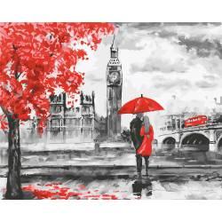 Лондон осенью