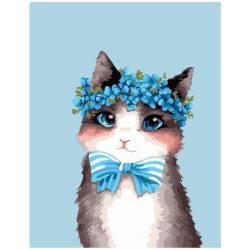 Стильный котик
