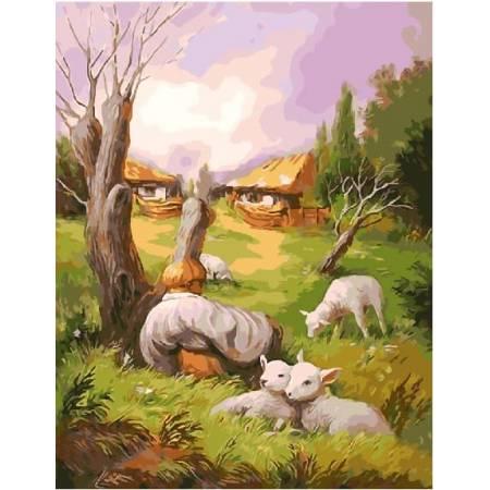 Картина по номерам Тарасовы мотивы GX23153, Rainbow Art